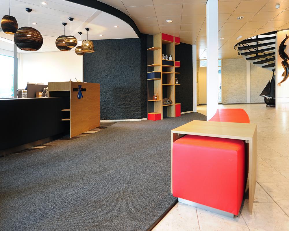 Multifunctionele ruimte bij smit en zoon te weesp l for Interieurarchitect amsterdam